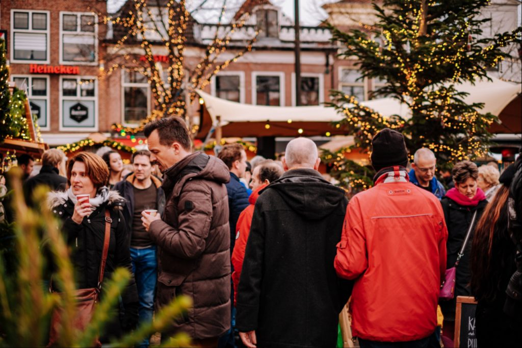 Kerst Winter Borrel