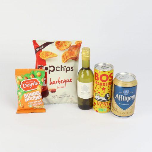 Simpel borrelpakket bestellen