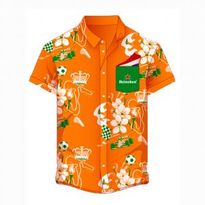 Heinken oranje EK shirt